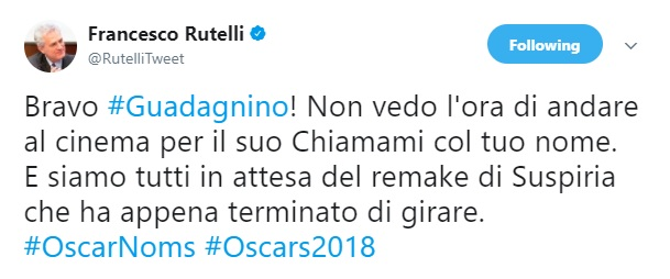 Tweet_Rutelli_Nomination_Guadagnino23012018