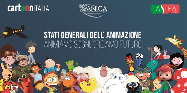 Stati Generali dell'Animazione ANICA 2016
