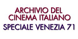 SPECIALE ITALIA A VENEZIA 71